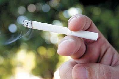 Deixei de fumar e recuperei-me quando perco o peso